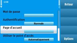 Nokia N97 - Internet - configuration manuelle - Étape 17