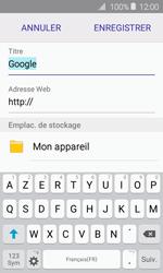 Samsung Galaxy J1 (2016) (J120) - Internet - navigation sur Internet - Étape 7
