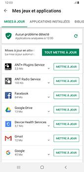 Samsung Galaxy S9 Plus - Android Pie - Applications - comment vérifier si des mises à jour sont disponibles pour l'appli - Étape 7