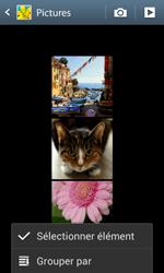 Samsung Galaxy S2 - Photos, vidéos, musique - Envoyer une photo via Bluetooth - Étape 6