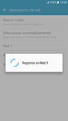 Samsung Galaxy J5 (2016) - Red - Seleccionar una red - Paso 9
