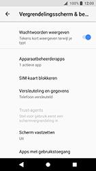 Sony Xperia XA2 (H3113) - Beveiliging en ouderlijk toezicht - Hoe wijzig ik mijn SIM PIN-code - Stap 5