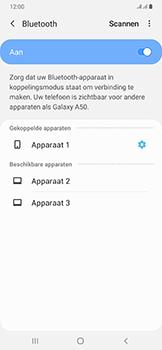 Samsung Galaxy A50 - Bluetooth - koppelen met ander apparaat - Stap 11