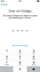 Apple iPhone iOS 8 - Primeiros passos - Como ativar seu aparelho - Etapa 21