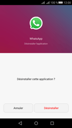 Huawei Y5 II Dual Sim - Applications - Supprimer une application - Étape 6