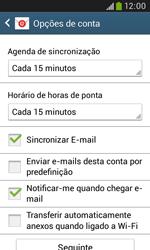 Samsung Galaxy Trend Plus - Email - Adicionar conta de email -  7