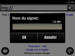 Nokia E6-00 - Internet - navigation sur Internet - Étape 5