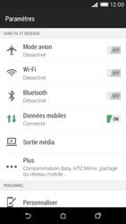 HTC Desire 816 - MMS - Configuration manuelle - Étape 4