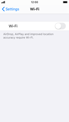 Apple iPhone SE - iOS 13 - Wi-Fi - Connect to a Wi-Fi network - Step 4
