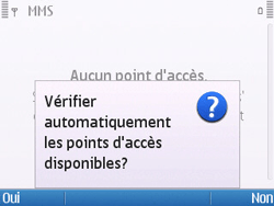Nokia E5-00 - Mms - Configuration manuelle - Étape 9