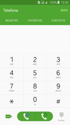 Samsung Galaxy J5 - Chamadas - Como bloquear chamadas de um número específico - Etapa 4