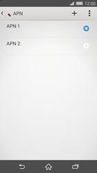 Sony Xperia Z2 (D6503) - Internet - Configuration manuelle - Étape 16