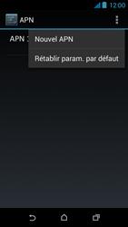 HTC Desire 310 - MMS - Configuration manuelle - Étape 8