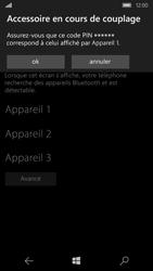 Microsoft Lumia 650 - Bluetooth - Jumeler avec un appareil - Étape 8