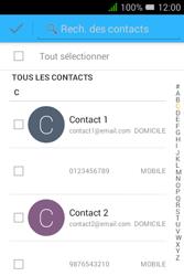 """Alcatel Pixi 3 - 3.5"""" - MMS - envoi d'images - Étape 5"""