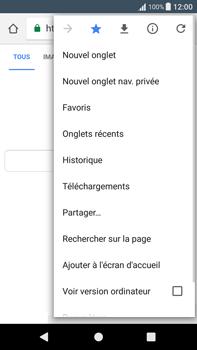 Sony Xperia XA1 Plus - Internet - Navigation sur internet - Étape 12