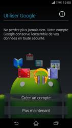 Sony Xpéria Z3 - Premiers pas - Créer un compte - Étape 10