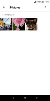 Alcatel 3L - Photos, vidéos, musique - Envoyer une photo via Bluetooth - Étape 5