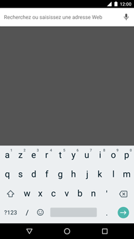 Huawei Nexus 6P - Android Oreo - Internet - Navigation sur Internet - Étape 6