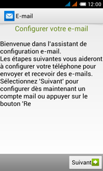Alcatel OT-4033X Pop C3 - E-mail - Configuration manuelle - Étape 5