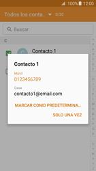 Samsung Galaxy A3 (2016) - Mensajería - Escribir y enviar un mensaje multimedia - Paso 8