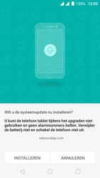 Wiko Fever 4G - Software update - update installeren zonder PC - Stap 6