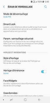 Samsung Galaxy J6 - Sécuriser votre mobile - Activer le code de verrouillage - Étape 12
