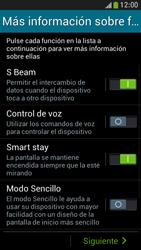 Samsung Galaxy S4 Mini - Primeros pasos - Activar el equipo - Paso 13
