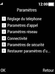 Crosscall Spider X5 - Sécuriser votre mobile - Personnaliser le code PIN de votre carte SIM - Étape 4