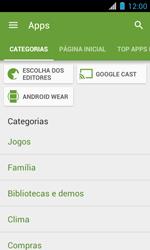 Motorola XT621 Primus Ferrari - Aplicativos - Como baixar aplicativos - Etapa 6