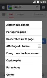 LG L70 - Internet - Navigation sur internet - Étape 6