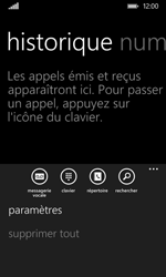 Nokia Lumia 530 - Messagerie vocale - Configuration manuelle - Étape 5