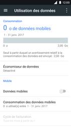 Nokia 5 - Internet - Activer ou désactiver - Étape 7