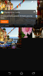 Sony Xperia Z3 - Bluetooth - Transferir archivos a través de Bluetooth - Paso 6