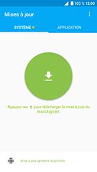 Alcatel Shine Lite - Réseau - Installation de mises à jour - Étape 7