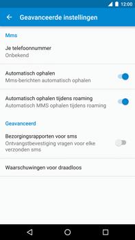 Huawei Google Nexus 6P - MMS - probleem met ontvangen - Stap 8