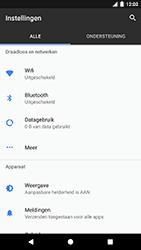 Google Pixel - Internet - buitenland - Stap 4