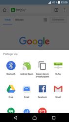 Sony Sony Xperia XA - Internet et connexion - Naviguer sur internet - Étape 22