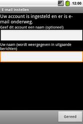 Alcatel OT-991 Smart - E-mail - Handmatig instellen - Stap 19