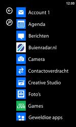 Nokia Lumia 800 - E-mail - Instellingen KPNMail controleren - Stap 4