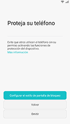 Huawei Y5 II - Primeros pasos - Activar el equipo - Paso 10