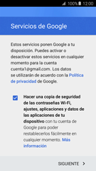 Samsung Galaxy A5 (2016) - E-mail - Configurar Gmail - Paso 15