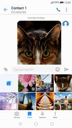 Huawei P9 - Android Nougat - MMS - afbeeldingen verzenden - Stap 18