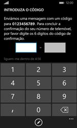 Microsoft Lumia 435 - Aplicações - Como configurar o WhatsApp -  8