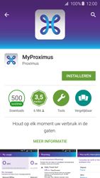 Samsung A3 (2016) - Applicaties - MyProximus - Stap 8