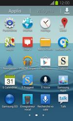 Samsung Galaxy Express - Internet et connexion - Accéder au réseau Wi-Fi - Étape 3