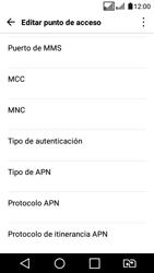 LG K4 (2017) - Internet - Configurar Internet - Paso 12