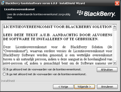 BlackBerry 9780 Bold - Software - Update installeren via PC - Stap 11