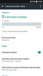 HTC 10 - Android Nougat - Internet - Désactiver les données mobiles - Étape 6