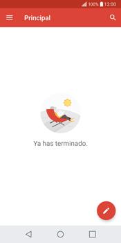 LG Q6 - E-mail - Configurar Gmail - Paso 16